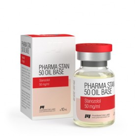 Pharma Stan 50 Oil Base